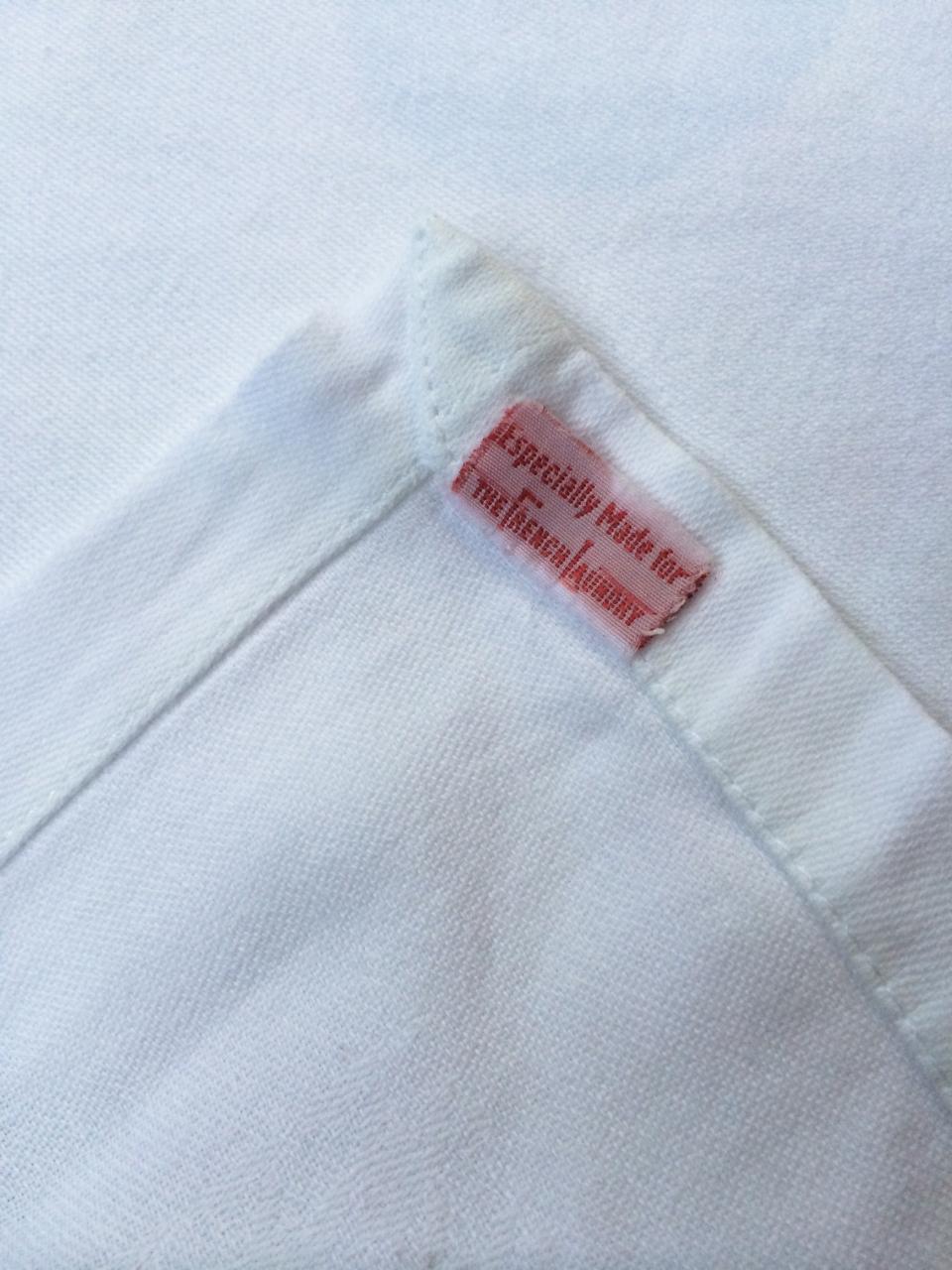 ^^ their napkins are even made special!! ^^